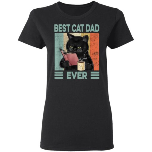 Best Funny Gift For Cat Lover 2021, Best Dad Ever T-Shirt 8 of Sapelle