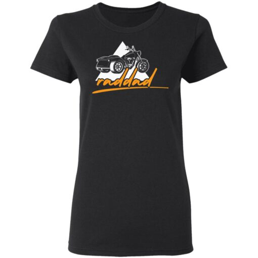 Best Funny Fathers Day Gift 2021 Rad Dad T-Shirt 8 of Sapelle