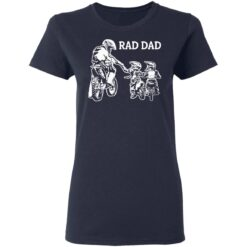 Best Funny Dad Son Gift 2021, Motorbike Rad Dad T-Shirt 35 of Sapelle