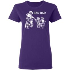 Best Funny Dad Son Gift 2021, Motorbike Rad Dad T-Shirt 37 of Sapelle