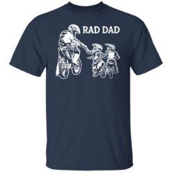 Best Funny Dad Son Gift 2021, Motorbike Rad Dad T-Shirt 21 of Sapelle