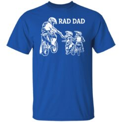 Best Funny Dad Son Gift 2021, Motorbike Rad Dad T-Shirt 25 of Sapelle