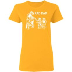 Best Funny Dad Son Gift 2021, Motorbike Rad Dad T-Shirt 31 of Sapelle