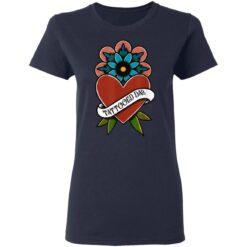Best Tattooed Flower Gift 2021, Tattooed Dad T-Shirt 35 of Sapelle