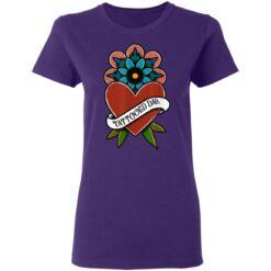 Best Tattooed Flower Gift 2021, Tattooed Dad T-Shirt 37 of Sapelle
