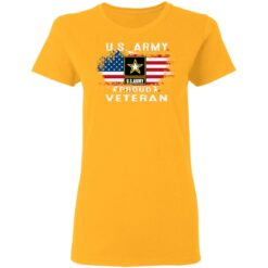 Best Veteran Gift Ideas, Army Dad T-Shirt 31 of Sapelle