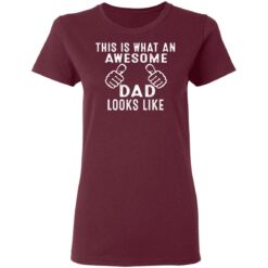 Best Awesome Dad Gifts, Awesome Dad T-Shirt 33 of Sapelle