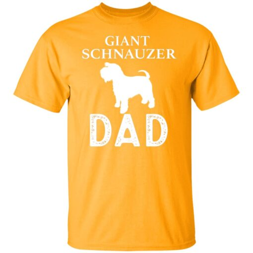 Best Fathers Day Gift, Giant Dad T-Shirt 3 of Sapelle