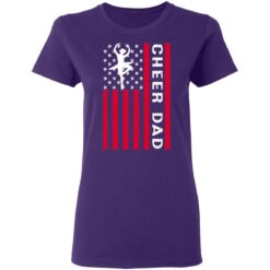 Best Cheerleading Dads Gift 2021, Cheer Dad T-Shirt 37 of Sapelle