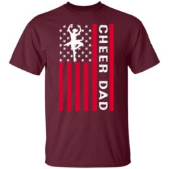 Best Cheerleading Dads Gift 2021, Cheer Dad T-Shirt 19 of Sapelle