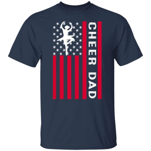 Best Cheerleading Dads Gift 2021, Cheer Dad T-Shirt 5 of Sapelle