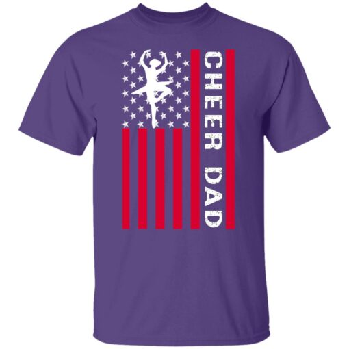Best Cheerleading Dads Gift 2021, Cheer Dad T-Shirt 6 of Sapelle