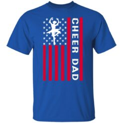 Best Cheerleading Dads Gift 2021, Cheer Dad T-Shirt 25 of Sapelle