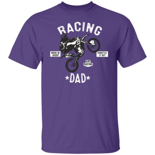 Racing Gifts For Dad Racing Dad T-Shirt 6 of Sapelle
