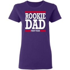 New Father Gift Rookie Dad T-Shirt 37 of Sapelle