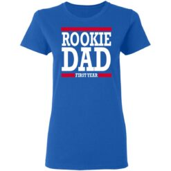 New Father Gift Rookie Dad T-Shirt 39 of Sapelle