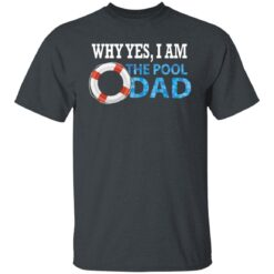 Swimmer Gift Swim Dad T-Shirt 15 of Sapelle