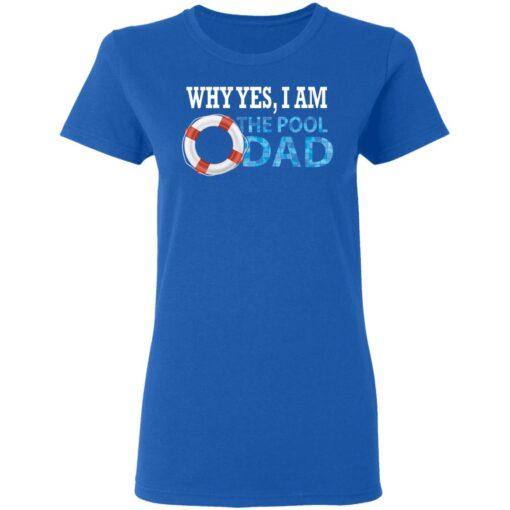 Swimmer Gift Swim Dad T-Shirt 14 of Sapelle