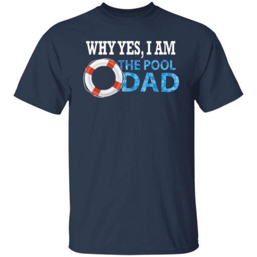 Swimmer Gift Swim Dad T-Shirt 5 of Sapelle