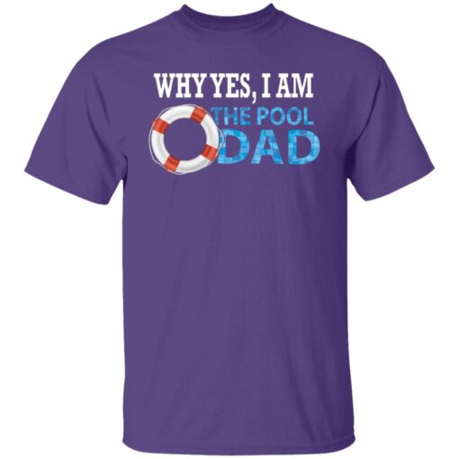 Swimmer Gift Swim Dad T-Shirt 6 of Sapelle