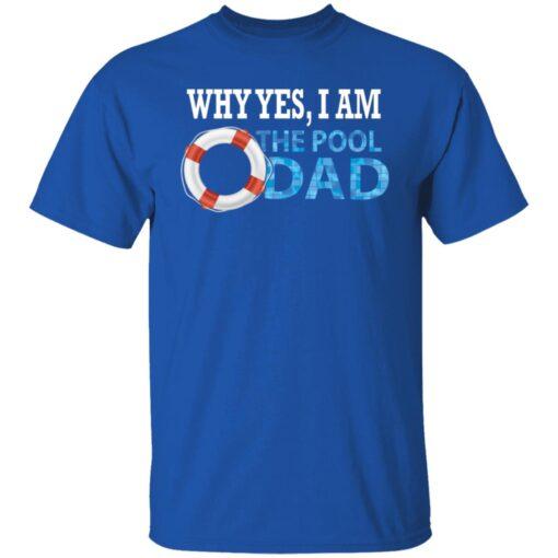 Swimmer Gift Swim Dad T-Shirt 7 of Sapelle