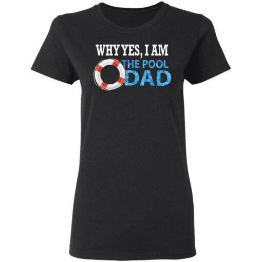 Swimmer Gift Swim Dad T-Shirt 8 of Sapelle