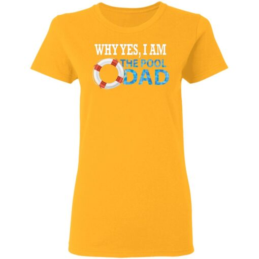 Swimmer Gift Swim Dad T-Shirt 10 of Sapelle