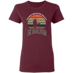 Best Men Vintage Shirt 2021, The Dadalorian Best Dad In The Galaxy T-Shirt 33 of Sapelle