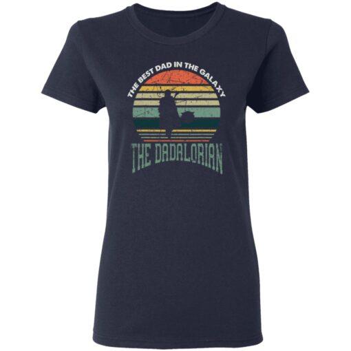 Best Men Vintage Shirt 2021, The Dadalorian Best Dad In The Galaxy T-Shirt 12 of Sapelle