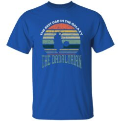 Best Men Vintage Shirt 2021, The Dadalorian Best Dad In The Galaxy T-Shirt 25 of Sapelle