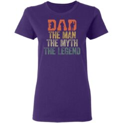 Best Gifts For Navy Dad ,Dad The Man The Myth The Legend T-Shirt 37 of Sapelle