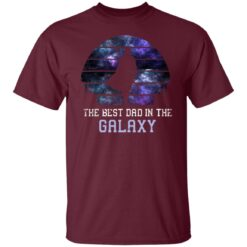 Best Gift For Dad 2021, Best Dad In The Galaxy T-Shirt 19 of Sapelle