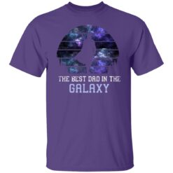 Best Gift For Dad 2021, Best Dad In The Galaxy T-Shirt 23 of Sapelle