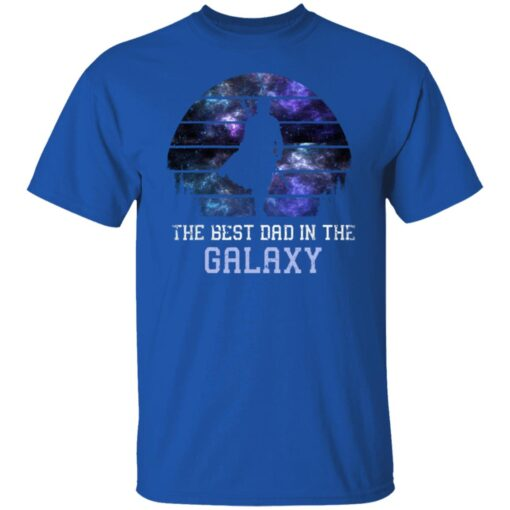 Best Gift For Dad 2021, Best Dad In The Galaxy T-Shirt 7 of Sapelle