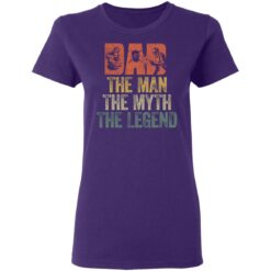 Gifts For Mechanic Dad ,Dad The Man The Myth The Legend T-Shirt 37 of Sapelle
