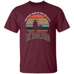Best Men Vintage Shirt 2021, The Dadalorian Best Dad In The Galaxy T-Shirt 19 of Sapelle