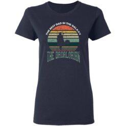 Best Men Vintage Shirt 2021, The Dadalorian Best Dad In The Galaxy T-Shirt 35 of Sapelle