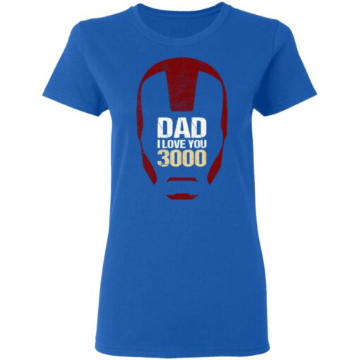 Best Gift For Dad 2021, Dad I Love You 3000 T-Shirt 14 of Sapelle