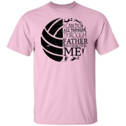 Gifts For Volleyball Dad Volleyball Dad T-Shirt 20 of Sapelle