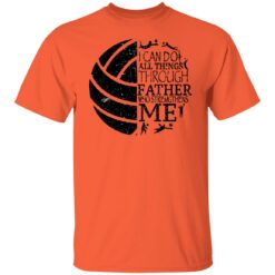 Gifts For Volleyball Dad Volleyball Dad T-Shirt 22 of Sapelle