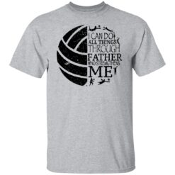 Gifts For Volleyball Dad Volleyball Dad T-Shirt 26 of Sapelle