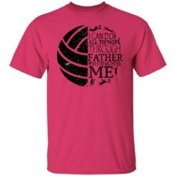 Gifts For Volleyball Dad Volleyball Dad T-Shirt 30 of Sapelle