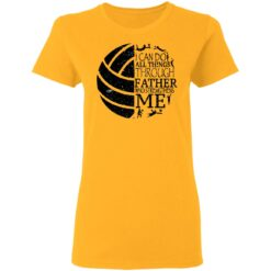 Gifts For Volleyball Dad Volleyball Dad T-Shirt 36 of Sapelle