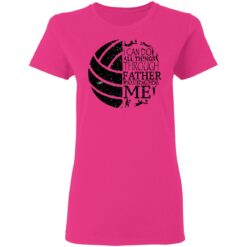 Gifts For Volleyball Dad Volleyball Dad T-Shirt 38 of Sapelle