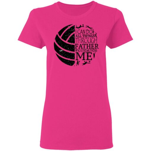 Gifts For Volleyball Dad Volleyball Dad T-Shirt 12 of Sapelle
