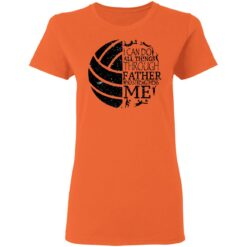 Gifts For Volleyball Dad Volleyball Dad T-Shirt 42 of Sapelle