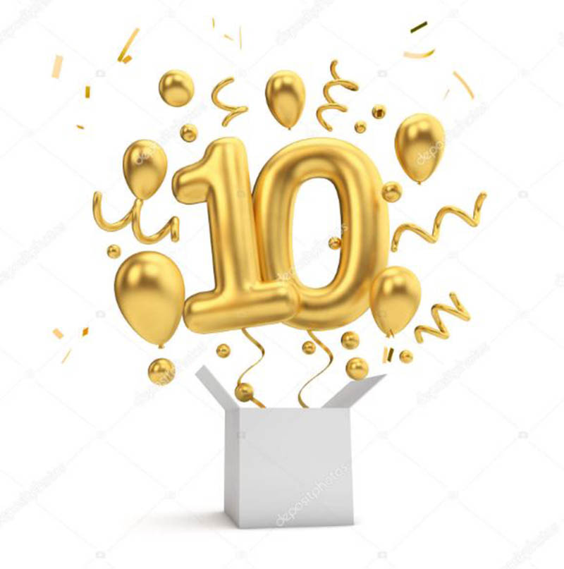 10th Birthday Messages For Boys - 2