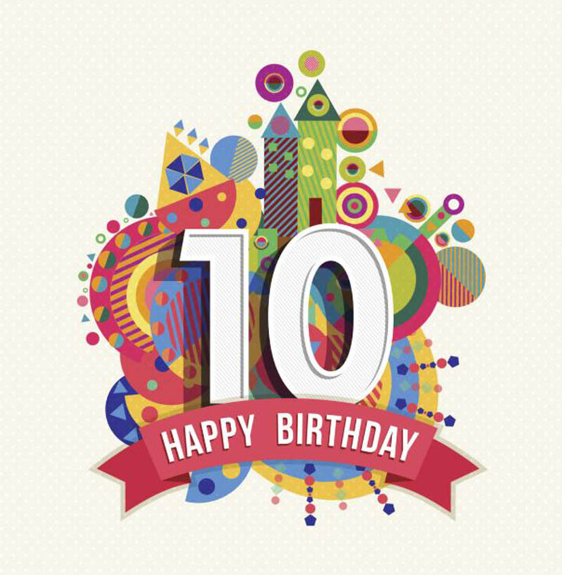 10th Birthday Messages For Boys - 3