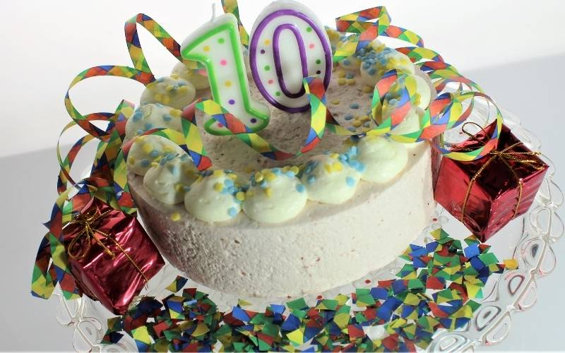 10th Birthday Wishes From Mom to a Child - 2