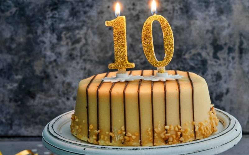 10th Birthday Wishes From Mom to a Child - 4